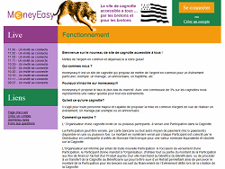 screenshot du site Moneyeasy